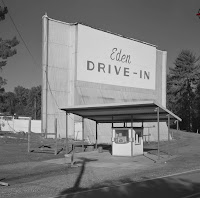North Carolina's Eden Drive In