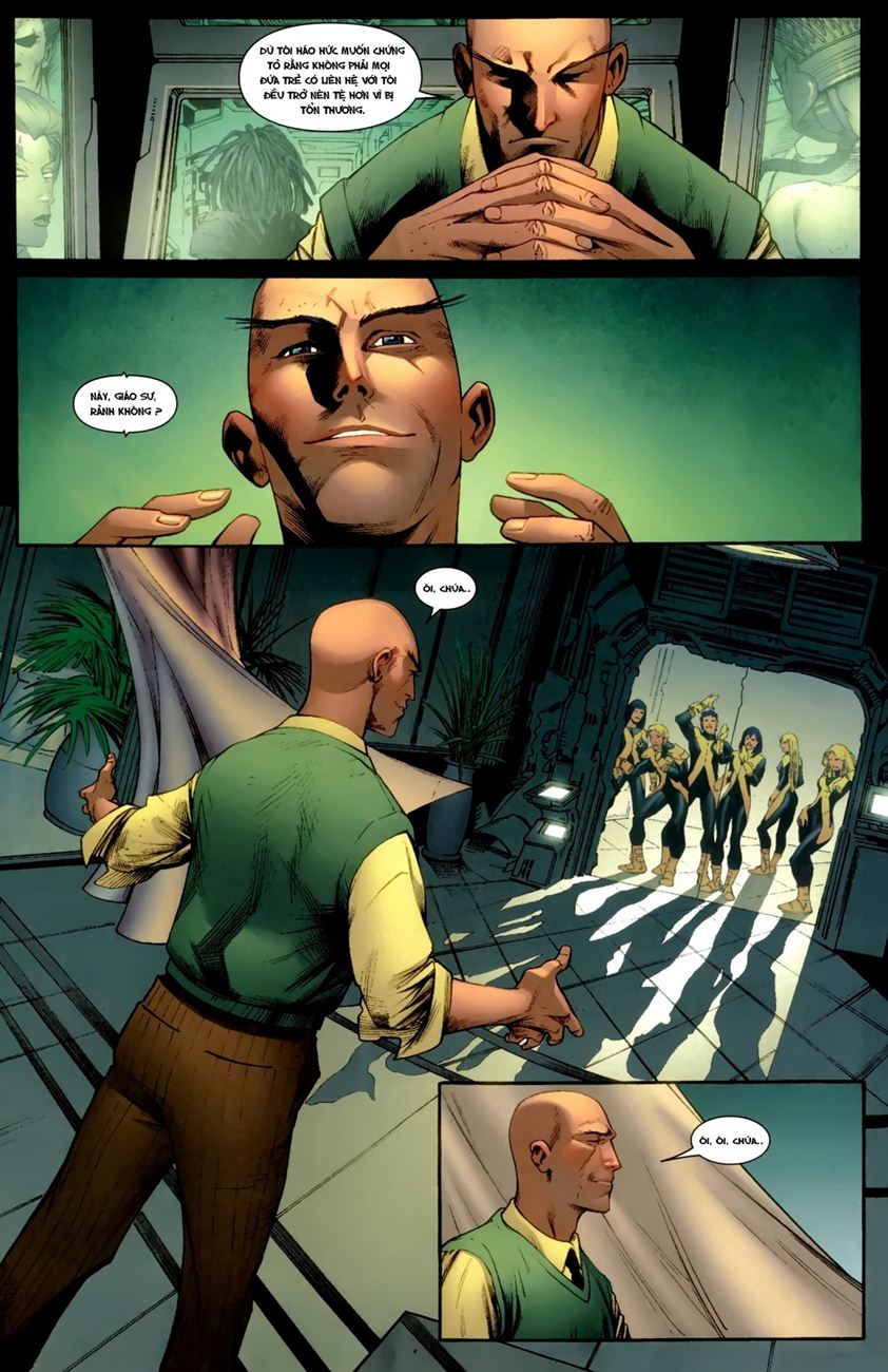 X-Men Necrosha chap 2 trang 4