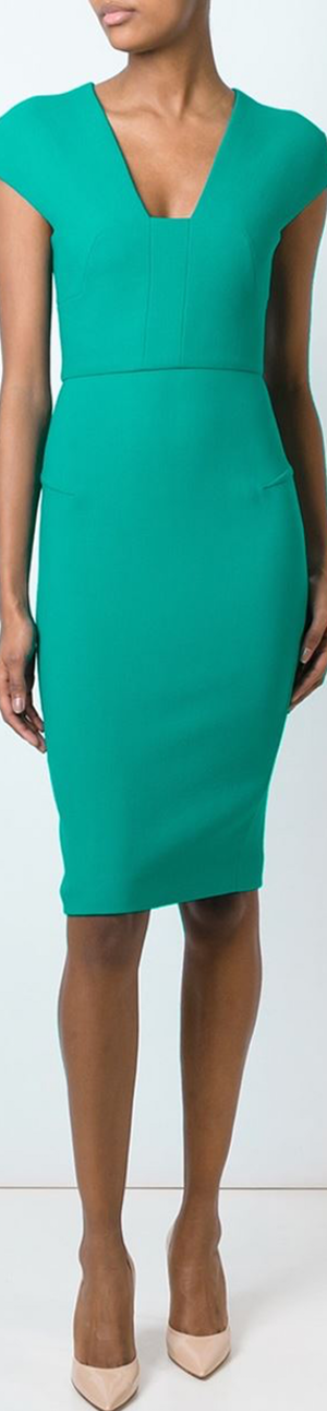 Roland Mouret 'Egerton' Dress