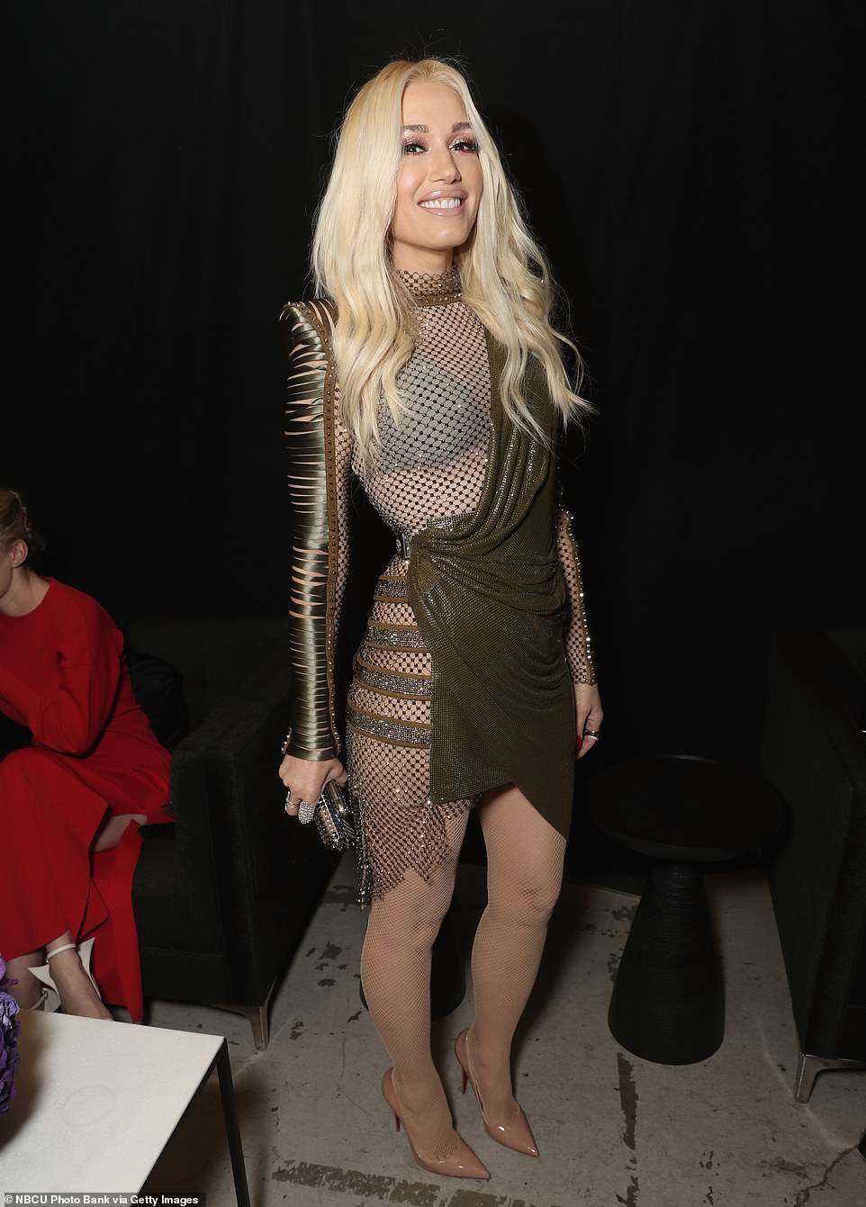 Gwen Stefani People's Choice Awards 2018