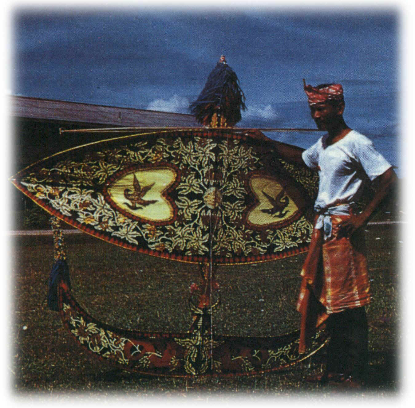 Saya Berbangsa Melayu: Imej Permainan Tradisional Melayu