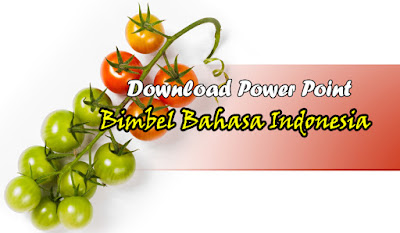 Download Power Point Bimbel SMP Bahasa Indonesia UN Tahun 2018