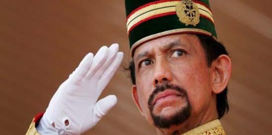 Sultan Brunei Kecam Keras Aung San Suu Ki Yang Bela Ahok