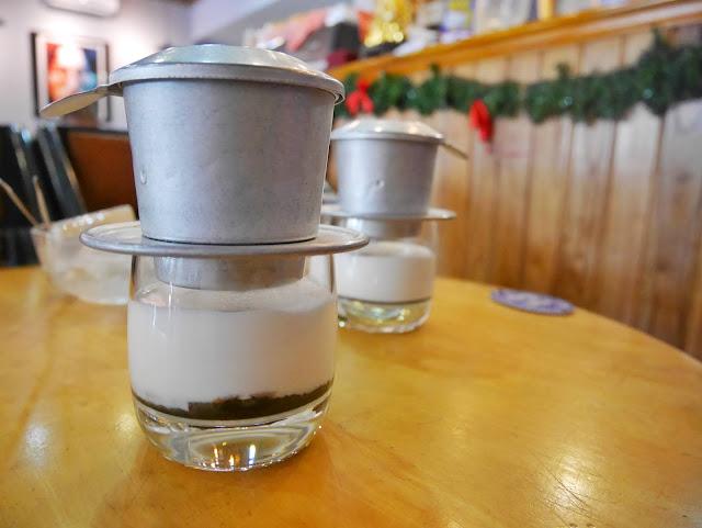 salt coffee hue
