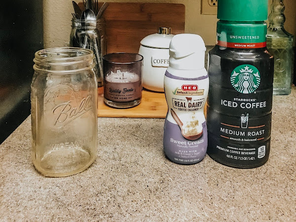 Recreating Starbucks' Iced Coffee at home