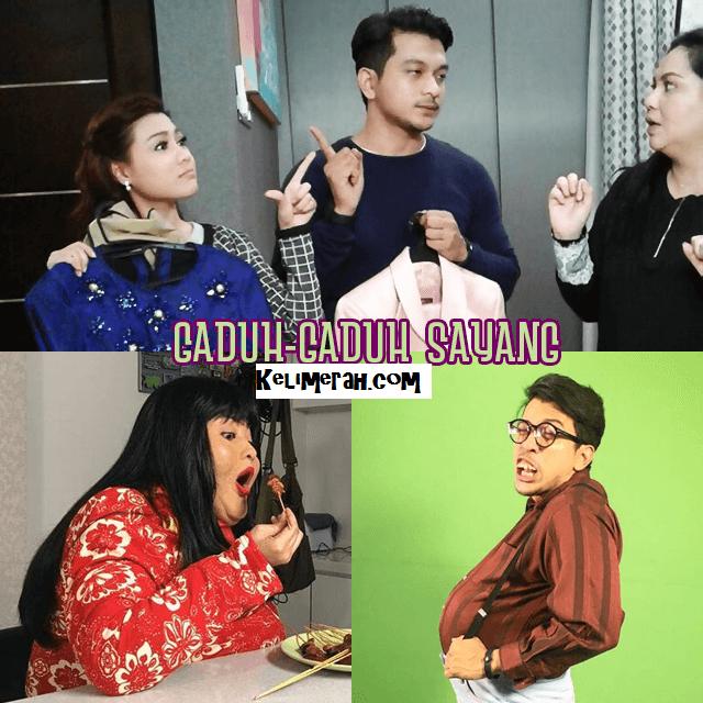Drama Adaptasi Novel Gaduh-Gaduh Sayang Lakonan Shukri Yahaya, Nur Risteena