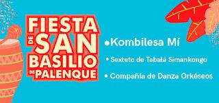 POS Fiestas de San Basilio de Palenque | TJEG