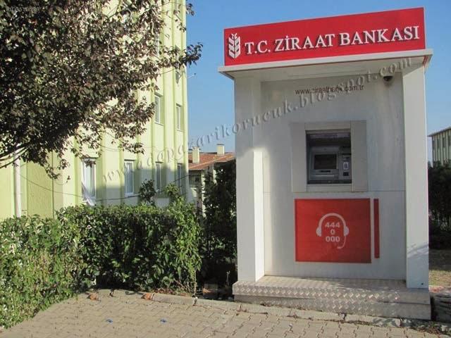 Adapazarı Korucuk Civarındaki Bankamatikler