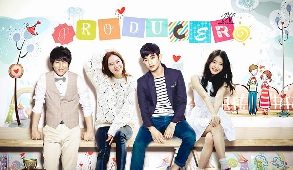 drama korea tentang karir dan kerja producer