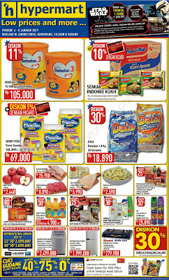 HYPERMART Weekend Promo 06-08 Januari 2017