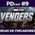 PDcast #9 - Teorias de Vingadores 4