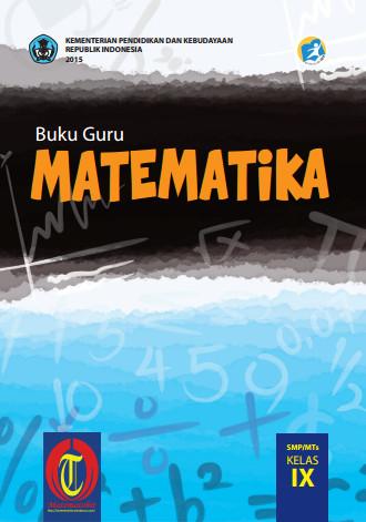 Download Buku Guru Kurikulum 2013 SMP MTs Kelas 9 Mata Pelajaran Matematika