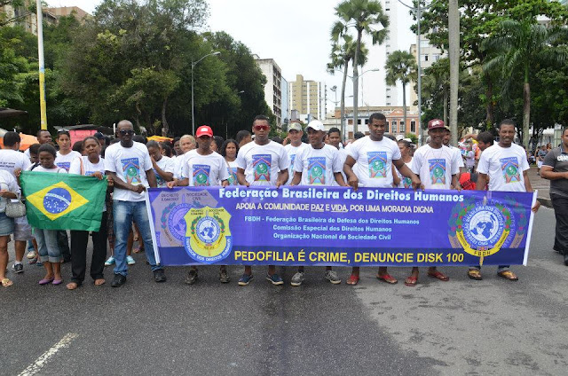 Federação Brasileira dos Direitos Humanos manifestou o seu apoio a autonomia da Polícia Federal
