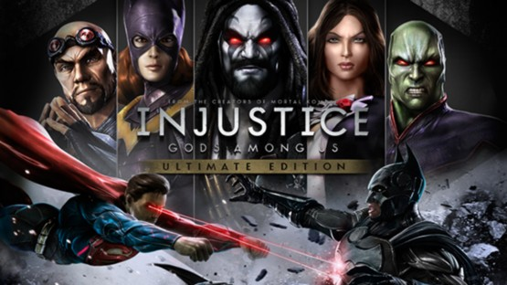 Injustice Gods Among Us Ultimate Edition Free Download Pc Game
