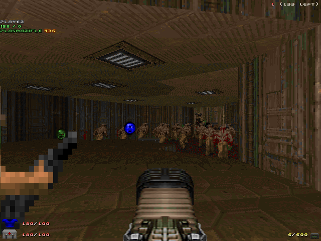 Video Game Doom Ii Hell On Earth Pc 1994 Adventures Of Me