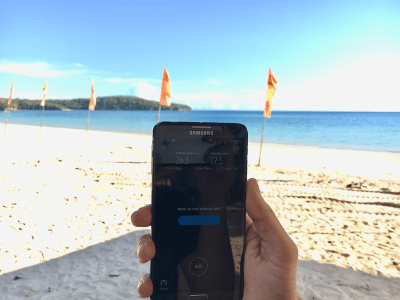 Smart powers the Sarangani Bay Festival with LTE-A