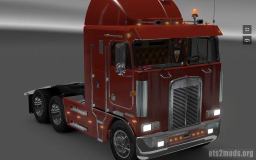 Kenworth K-100 truck