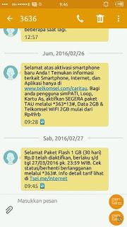 metode Mendapatkan Kuota Gratis Kartu Telkomsel Sebesar  metode Dapat Kuota Gratis Telkomsel 1GB 2019