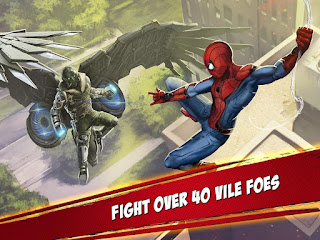 Marvel Spider Man Unlimited Apk