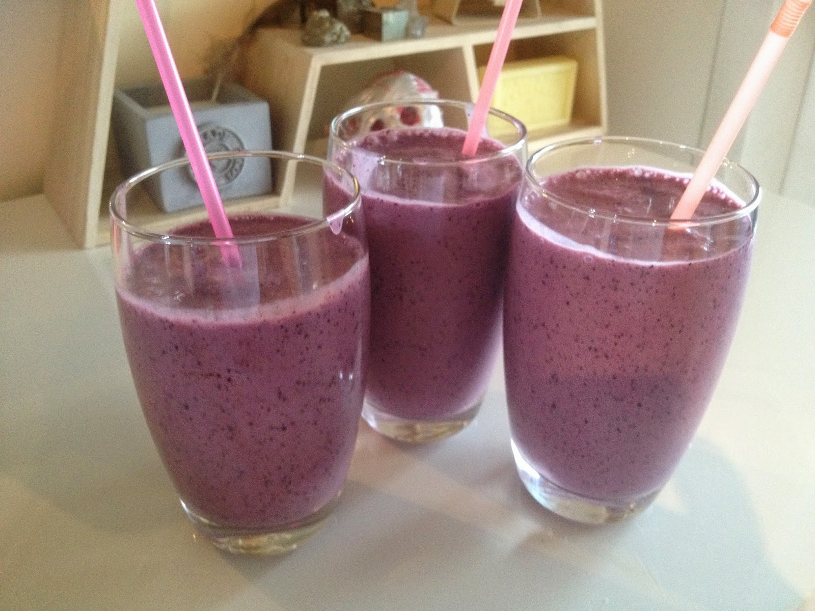 Smoothie Zonder Zuivel Smoothies En Shakes My Happy Kitchen Lifestyle