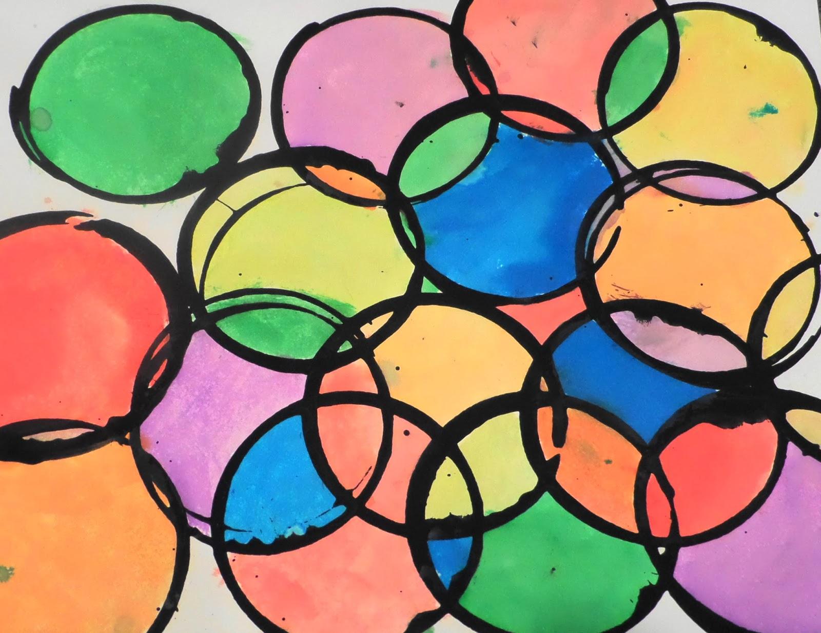 10 geometric art explorations for math learning - HD1600×1235