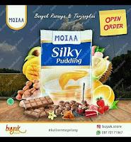 Pudding MOIIA http://mafaza-store.blogspot.com/2018/11/pudding-moiia-praktis-macam-macam.html