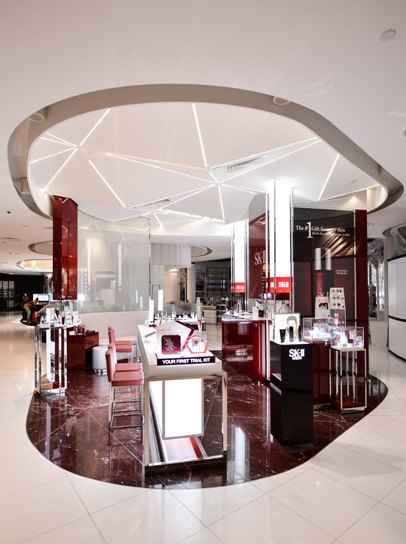 sk-ii boutique singapore