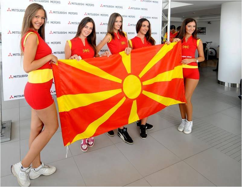 Macedonian Mitsubishi Girls-1696