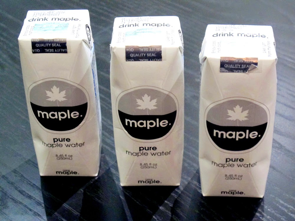Drink Maple - pure maple tree water