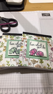 Notebooks. Covered with Share What You love DSP.
