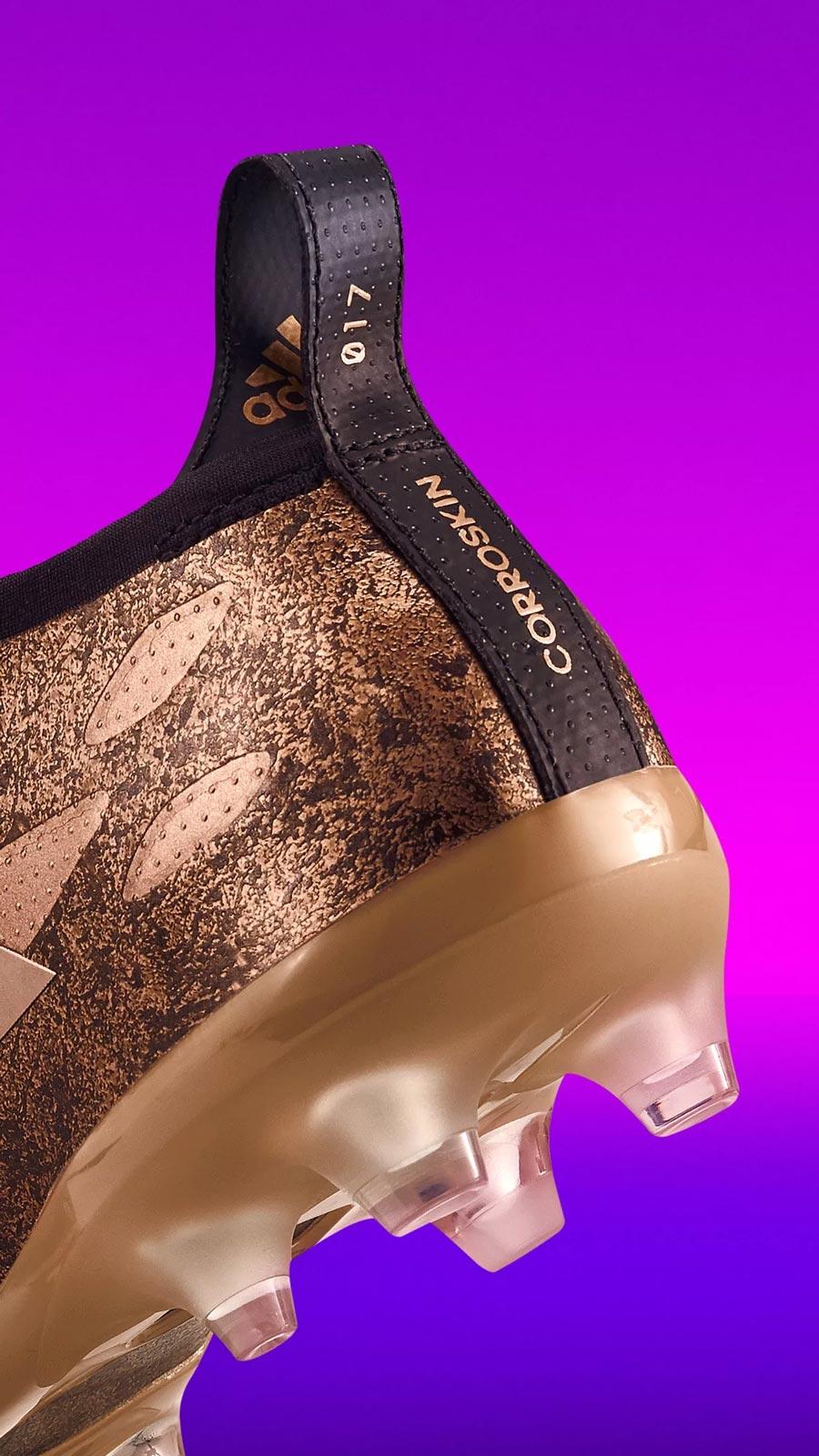Gold Adidas Glitch Corrozone 2017 Boots Released - Footy ...