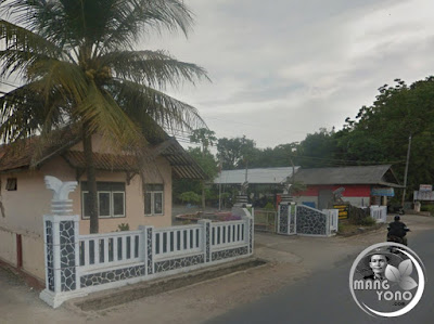 FOTO 1 : Desa Rawalele, Kecamatan Dawuan.