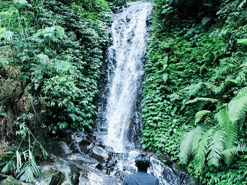 Curug Cikahuripan Tempat Wisata di Tasikmalaya Terbaru
