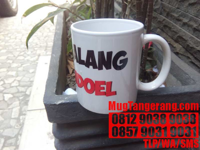 MUG PRESS BJ850 JAKARTA