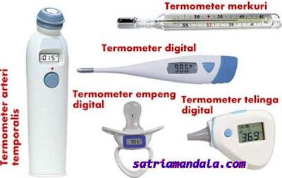 Macam - Macam Alat Kesehatan Termometer
