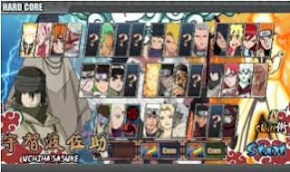 Naruto Boruto Shippuden Senki Mod Apk
