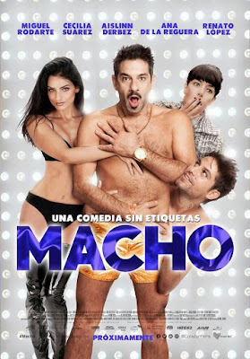 Macho 2016 DVD Custom NTSC Latino