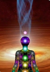 Receiving Healing energy through visualization