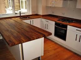 Desain Meja Dapur Dari Kayu Jati Untuk Rumah Minimalis 4