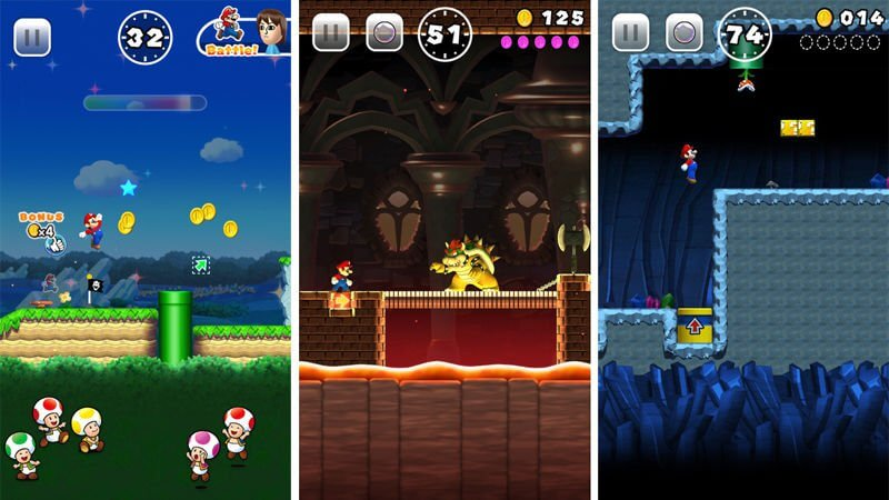 تحميل لعبة سوبر ماريو رن Super Mario Run لهواتف الايفون و الايبد بالمجان
