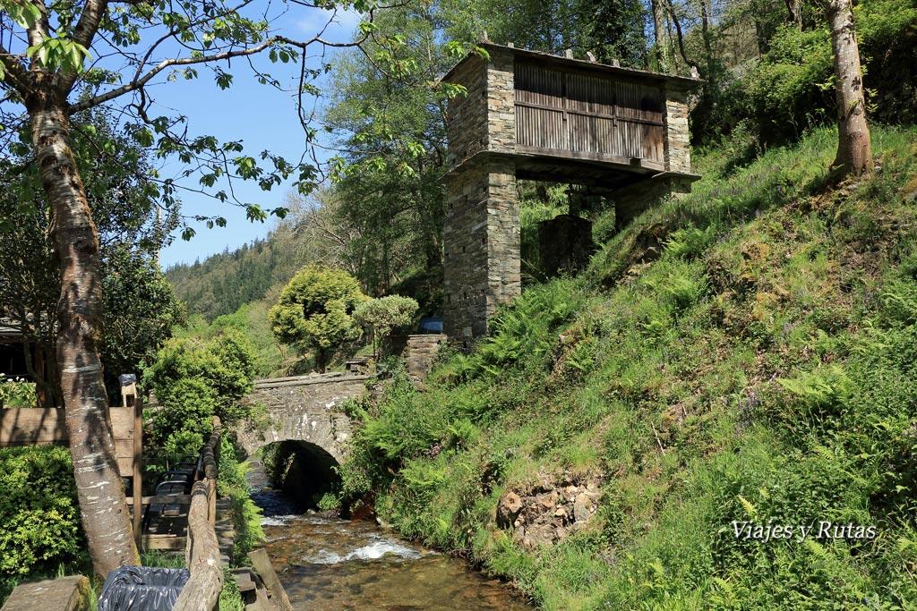 Cabazo de Os Teixois, Taramundi, Asturias