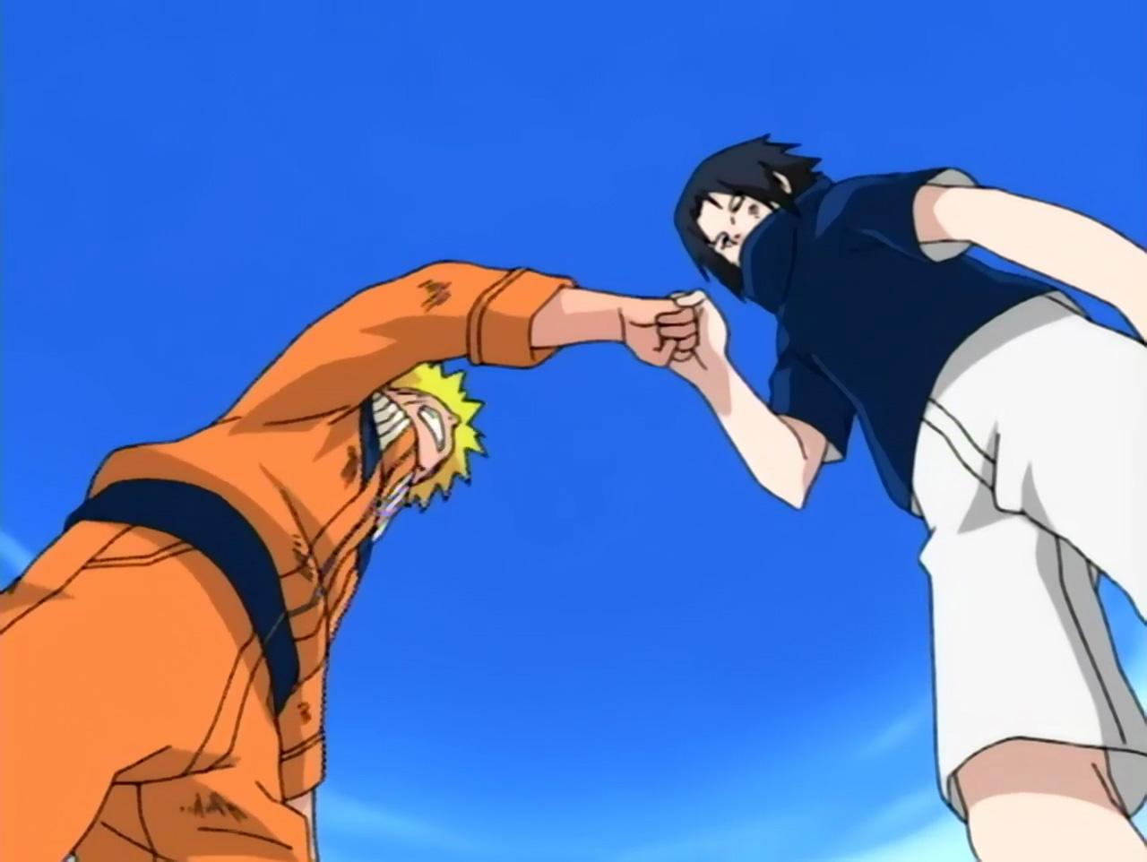 Resultado de imagen para naruto vs sasuke