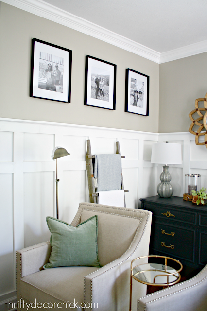 How to add board and batten to walls