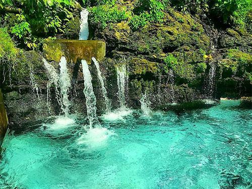 100+ Wisata Malang, Pemandian Kalireco Malang Jawa Timur