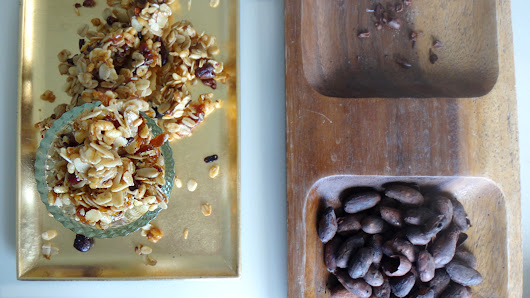 Finally, a granola with a pinoy twist!