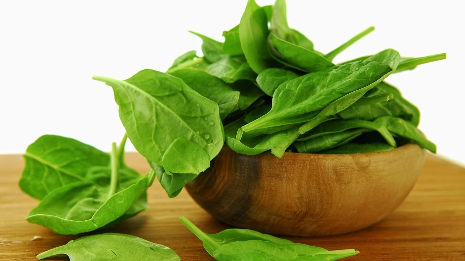 47 Khasiat dan Manfaat Sayur Bayam Yang Sangat Dibutuhkan