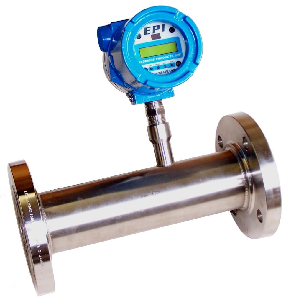 Inline Gas Flow Meter : Applications for mass flow meters in water wastewater