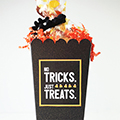 No Tricks Just Treats Tag
