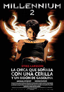 Millenium 2 [The Girl Who Played with Fire] DVDRip Español Latino