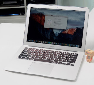 Macbook Air 13 Core I5 Bekas